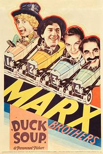 Picture of a movie: Duck Soup
