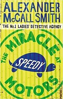 Picture of a book: The Miracle at Speedy Motors