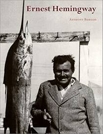 Picture of a book: Ernest Hemingway