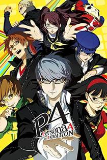 Picture of a TV show: Persona 4: The Animation