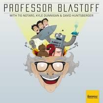 Picture of a podcast: Professor Blastoff