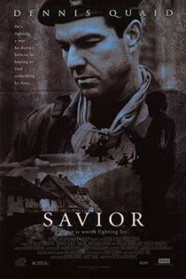 Picture of a movie: Savior