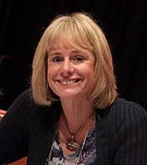 Picture of an author: Kathy Reichs