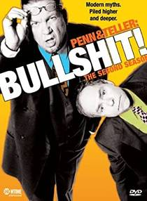 Picture of a TV show: Penn & Teller: Bullshit!