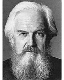 Picture of an author: Robertson Davies