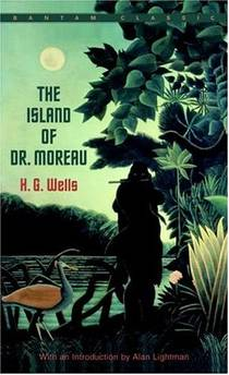Picture of a book: The Island Of Doctor Moreau