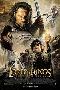 Picture of a movie: The Lord Of The Rings The Return Of The King