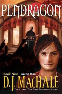 Picture of a book: Raven Rise