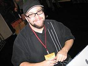 Picture of an author: Eric Powell