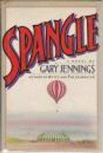 Picture of a book: Spangle