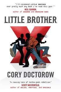 Picture of a book: Little Brother