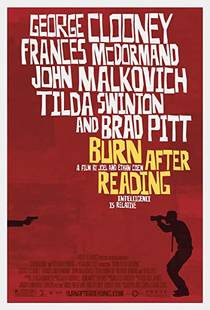 Picture of a movie: Burn After Reading