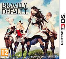 Picture of a game: Bravely Default