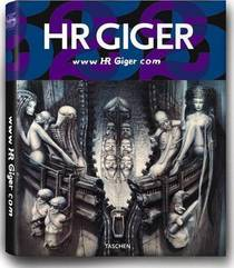 Picture of a book: www HR Giger com