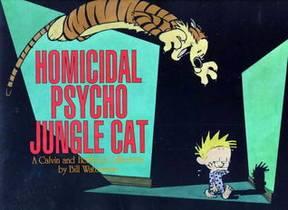 Picture of a book: Homicidal Psycho Jungle Cat