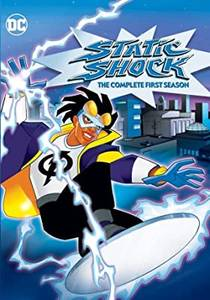 Picture of a TV show: Static Shock