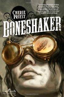 Picture of a book: Boneshaker