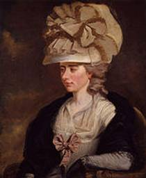 Picture of an author: Fanny Burney