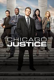 Picture of a TV show: Chicago Justice