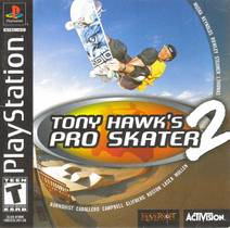 Picture of a game: Tony Hawk's Pro Skater 2