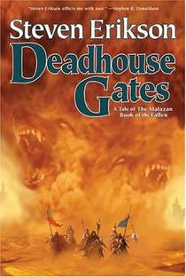 Picture of a book: Deadhouse Gates