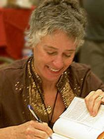 Picture of an author: Nevada Barr