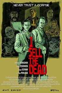 Picture of a movie: I Sell The Dead