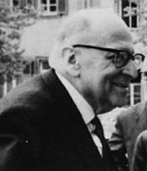 Picture of an author: Max Horkheimer