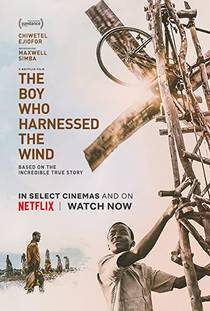 Picture of a movie: The Boy Who Harnessed The Wind