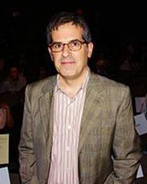 Picture of an author: Jonathan Lethem