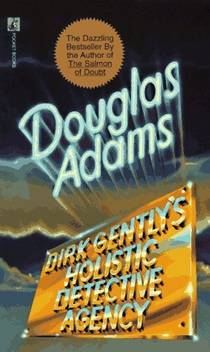 Picture of a book: Dirk Gently's Holistic Detective Agency