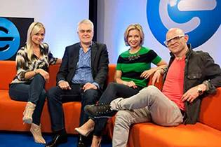 Picture of a TV show: The Gadget Show