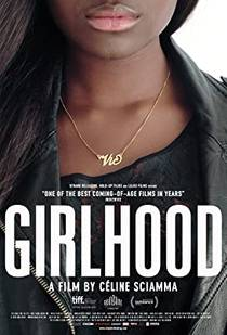 Picture of a movie: Girlhood