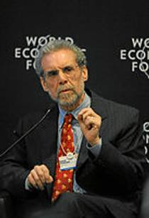 Picture of an author: Daniel Goleman