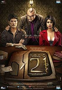 Picture of a movie: Table No. 21