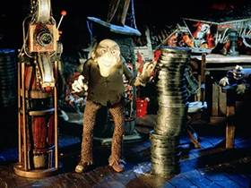 Picture of a TV show: Grizzly Tales For Gruesome Kids