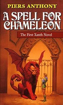 Picture of a book: A Spell For Chameleon