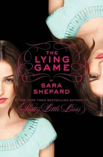 Picture of a book: The Lying Game
