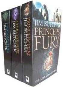 Picture of a book: Cursor's Fury / Captain's Fury / Princeps' Fury