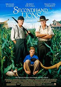 Picture of a movie: Secondhand Lions