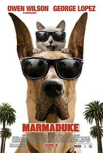 Picture of a movie: Marmaduke
