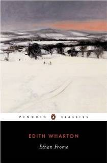 Picture of a book: Ethan Frome