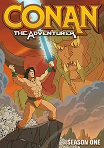 Picture of a TV show: Conan: The Adventurer