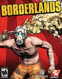 Picture of a game: Borderlands