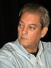 Picture of an author: Paul Auster