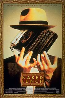 Picture of a movie: Naked Lunch