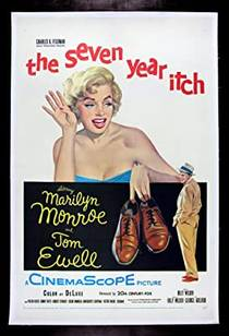 Picture of a movie: The Seven Year Itch