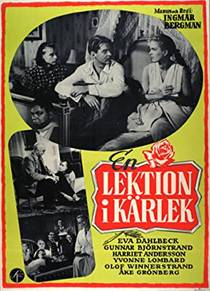 Picture of a movie: A Lesson In Love