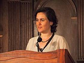 Picture of an author: Kamila Shamsie