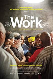 Picture of a movie: The Work